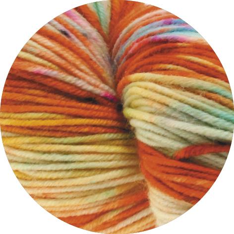 Cool Wool handdyed 0101